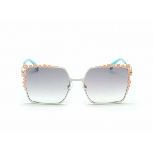 Солнцезащитные очки FENDI FF051/F/S 9NQHA BK GD LIGHT PINK GD BLUE