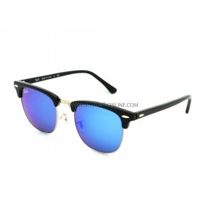 Очки Ray Ban Clubmaster RB3016 901/17