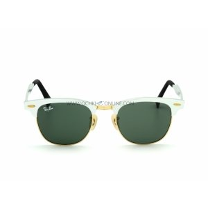 Очки Ray Ban Clubmaster Aluminum RB 3507 137/40