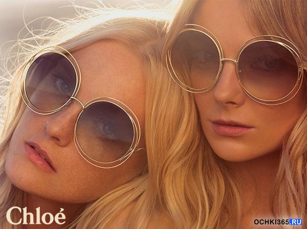 Очки Chloe